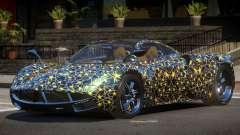 Pagani Huayra R-Tuned PJ4 for GTA 4