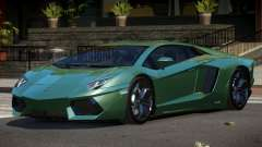 Lamborghini Aventador JRV for GTA 4