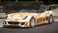 Ferrari 599XX R-Tuning PJ5 for GTA 4
