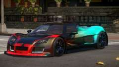 Gumpert Apollo R-Style PJ6 for GTA 4