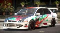 Mitsubishi Lancer S-Tuned PJ6 for GTA 4