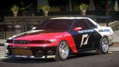 Nissan Skyline R32 D-Style PJ4 for GTA 4