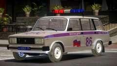 VAZ 2104 Police