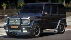 Mercedes Benz G55 A-Style
