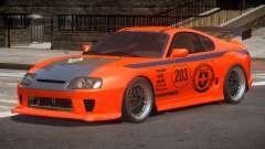 Toyota Supra SR PJ4 for GTA 4