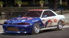 Nissan Skyline R32 D-Style PJ5 for GTA 4
