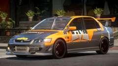 Mitsubishi Lancer S-Tuned PJ4 for GTA 4