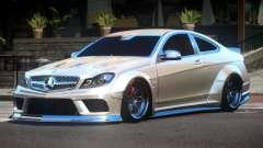 Mercedes Benz C63 AMG V2.1 for GTA 4