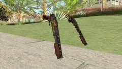 Sawed-Off Shotgun GTA V (Luxury) for GTA San Andreas