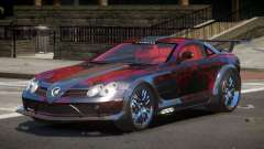 Mercedes Benz SLR H-Style PJ3 for GTA 4