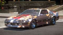 Chevrolet Camaro IR PJ2 for GTA 4