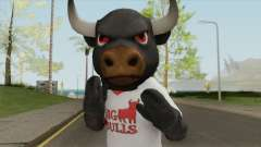 Big Bull Mascot (Dead Rising 3) for GTA San Andreas