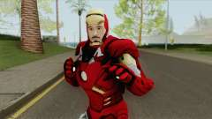 Iron Man Mark 7 (Unmasked) for GTA San Andreas