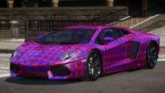 Lamborghini Aventador JRV PJ1 for GTA 4