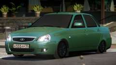 Lada Priora 2170 V2.1 for GTA 4