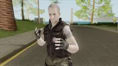 Nikolai Zinoviev (RE3 Remake) for GTA San Andreas