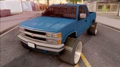 Chevrolet Silverado 1992 Lifted for GTA San Andreas
