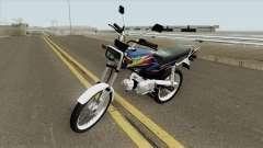 Honda WIN 100 for GTA San Andreas