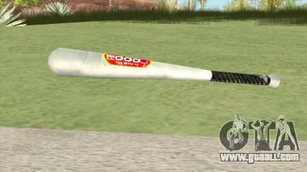 Metallic Bat (Manhunt) for GTA San Andreas