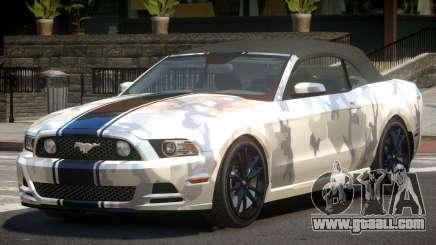 Ford Mustang GT CDI PJ2 for GTA 4