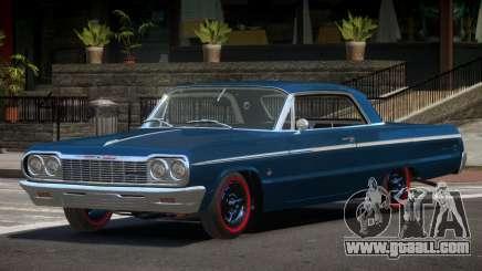 Chevrolet Impala SR Old for GTA 4