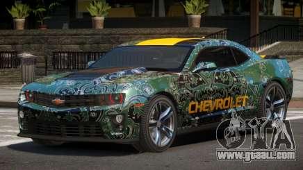 Chevrolet Camaro STI PJ4 for GTA 4