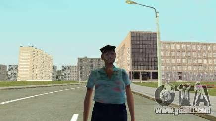 Nikolai Dobrynin (in the role of Mitya Buhangin) v4 for GTA San Andreas