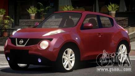 Nissan Juke RS for GTA 4