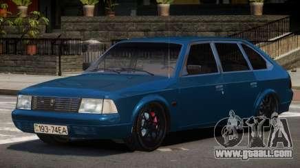 AZLK 2141 LS for GTA 4