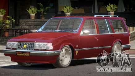 Volvo 945 V1.0 for GTA 4