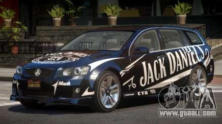 Holden VE Commodore RT PJ6 for GTA 4