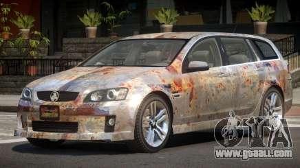 Holden VE Commodore RT PJ4 for GTA 4