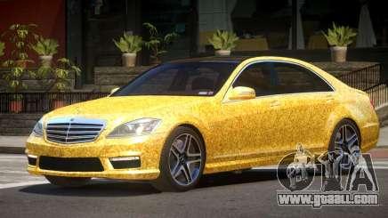 Mercedes-Benz S65 ES PJ6 for GTA 4