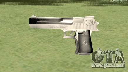 Desert Eagle LQ (Manhunt) for GTA San Andreas