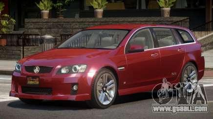 Holden VE Commodore RT for GTA 4