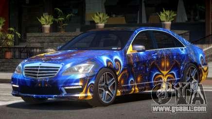 Mercedes-Benz S65 ES PJ3 for GTA 4