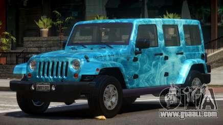 Jeep Wrangler LT PJ1 for GTA 4