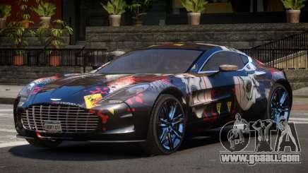 Aston Martin One-77 LS PJ3 for GTA 4