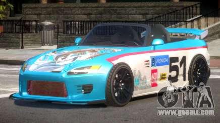 Honda S2000 D-Style PJ5 for GTA 4