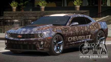 Chevrolet Camaro STI PJ3 for GTA 4