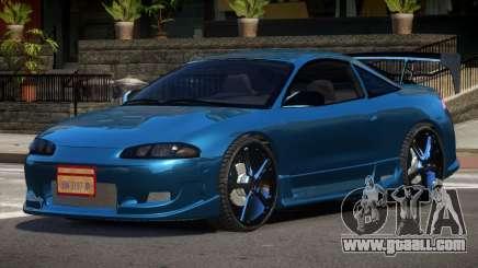 Mitsubishi Eclipse TR for GTA 4