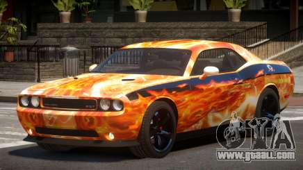 Dodge Challenger GT 392 PJ5 for GTA 4