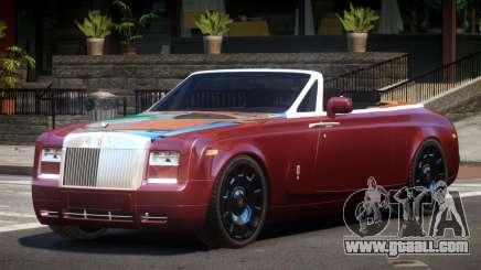 Rolls Royce Phantom LT for GTA 4
