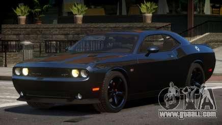 Dodge Challenger GT 392 for GTA 4