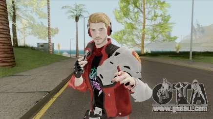 Star-Lord for GTA San Andreas