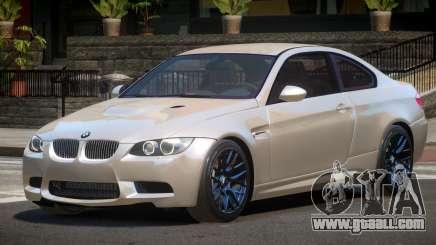 BMW M3 E92 LR for GTA 4