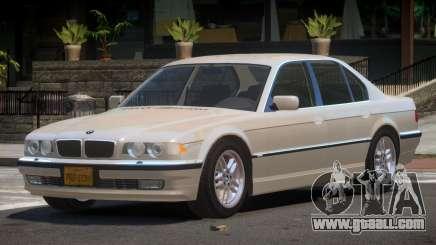 BMW 740i V1.2 for GTA 4