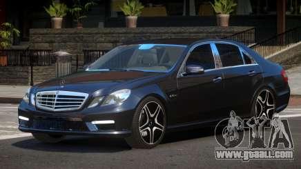 Mercedes Benz E63 B-Style for GTA 4