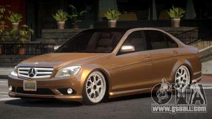 Mercedes-Benz C350 E-Style for GTA 4
