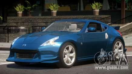 Nissan 370Z SR for GTA 4